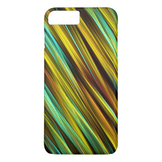 Colourful Stripes pattern iPhone 8 Plus/7 Plus Case