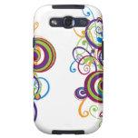 Colourful Swirl Samsung Galaxy S Case