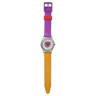 Colourful Swirl Watch