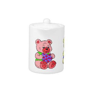 Colourful  Teddy Bears