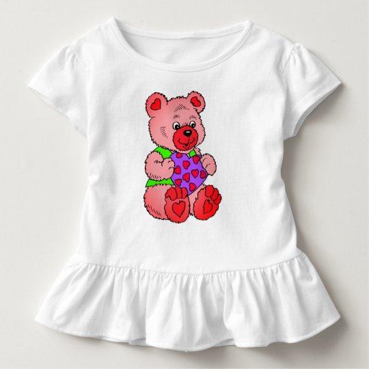 Colourful Teddy Bears Toddler T-Shirt