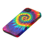 Colourful Tie-Dye iPhone 4 Casemate