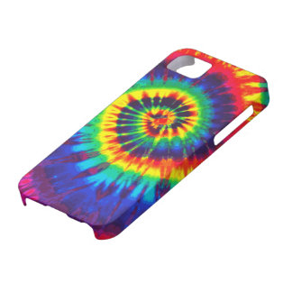 Colourful Tie-Dye iPhone 5 Casemate iPhone 5 Cases