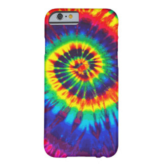 Colourful Tie-Dye iPhone 6 case Barely There iPhone 6 Case