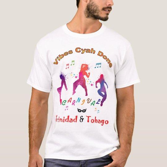 Colourful Trinidad and Tobago Carnival T-Shirt