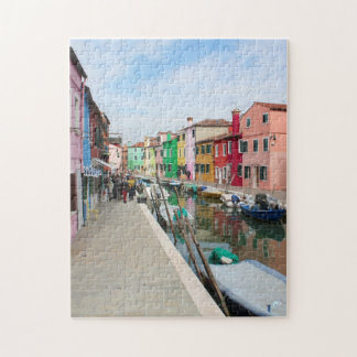Colourful Venice Jigsaw Puzzle