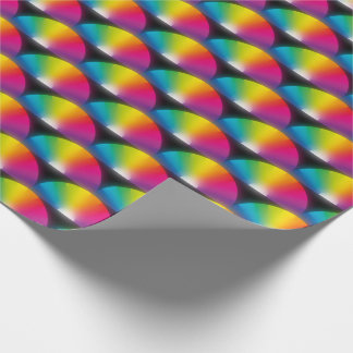 Colourful Vibes Wrapping Paper