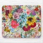 Colourful Vintage Floral