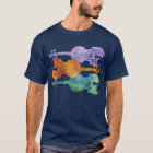 Colourful Violin Trio T-Shirt