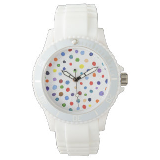 Colourful watches holiday that is always with you