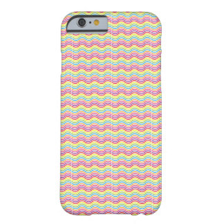 Colourful Waves iPhone 6 Case / Skin / Cover Barely There iPhone 6 Case