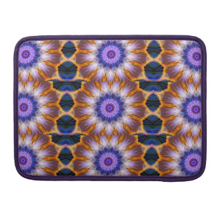 Colourful waves sleeve for MacBook pro