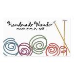 colourful yarn balls knitting needles business