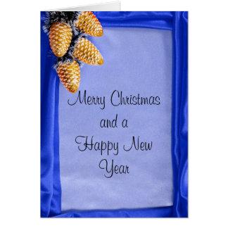 Colourfull Christmas Card