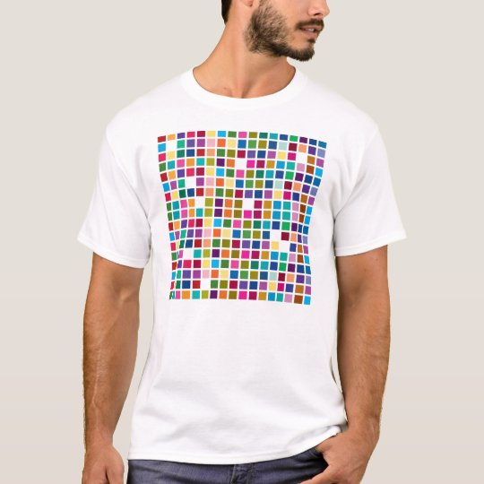 Colours by Mondrian T-Shirt