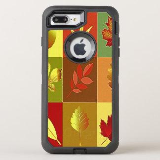 Colours in autumn OtterBox defender iPhone 8 plus/7 plus case