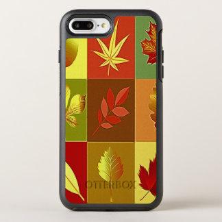 Colours in autumn OtterBox symmetry iPhone 8 plus/7 plus case