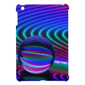 Colours in the glass iPad mini covers