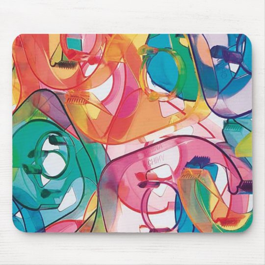 Colours Mousepad