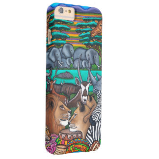 Colours of Africa Iphone 6+ Case