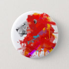 Colours of Courage 6 Cm Round Badge