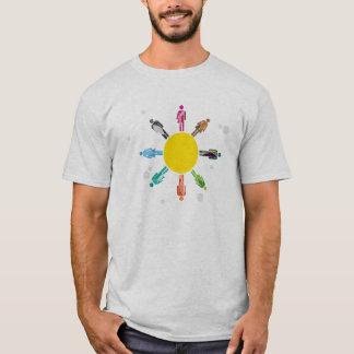 Colours of diversity T-Shirt