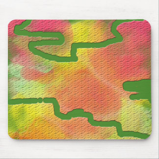 Colours of Fall Mousepad