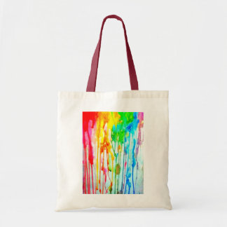 Colours of life tote bag