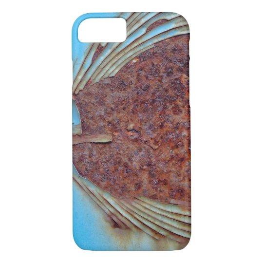 Colours of Rust_605, Rust-Art iPhone 8/7 Case