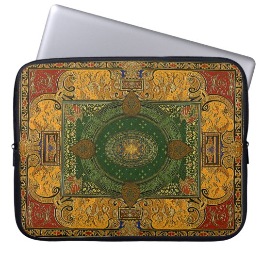 Colours Of The Middle East Laptop Sleeve