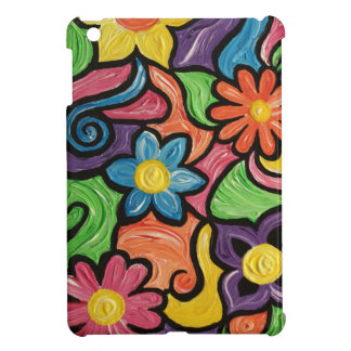 Colours Trival iPad Mini Cover