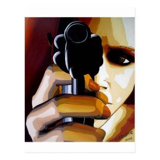 Colt by Cebarre Postcard