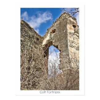 Colt Fortress Postcard