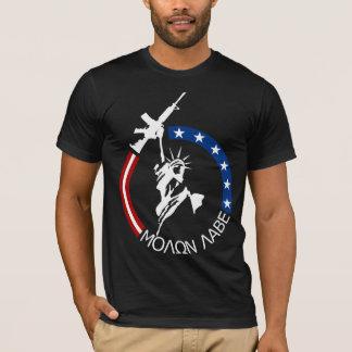 Colt M4A2 - MOLON LABE T-Shirt