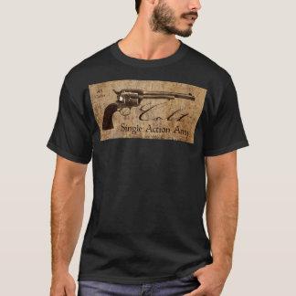 Colt Single Action Army .45 Caliber Design T-Shirt