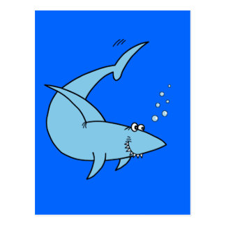 Colter s Shark Postcards