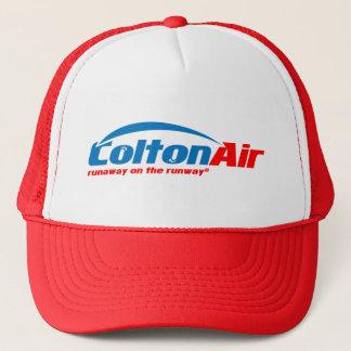 Colton Air: Runaway on the Runway Trucker Hat