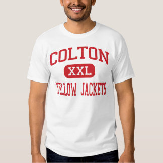 Colton - Yellow Jackets - High - Colton California