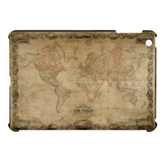 Colton's Vintage Old World Map iPad Mini Case