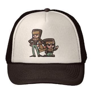 Columbia Cascade Gear Mesh Hat