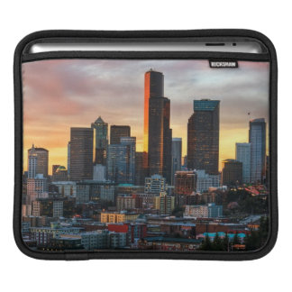 Columbia center and downtown Seattle, Seattle iPad Sleeves
