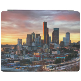 Columbia center and downtown Seattle, Seattle iPad Smart Cover