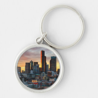 Columbia center and downtown Seattle, Seattle Key Ring