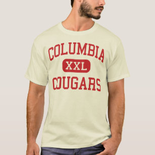 Columbia - Cougars - High - Maplewood New Jersey T-Shirt