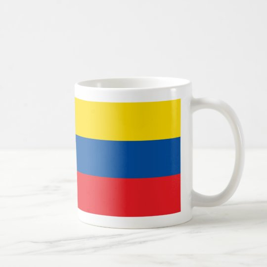 Columbia Flag Coffee Mug