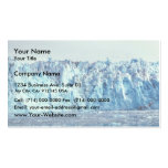 Columbia Glacier Pack Of Standard Business Cards