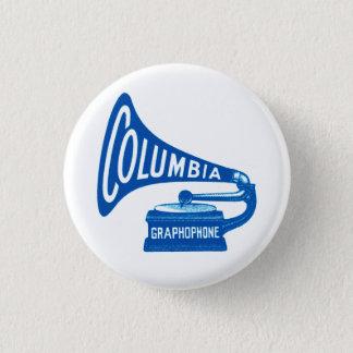 Columbia Graphophone Vintage Button