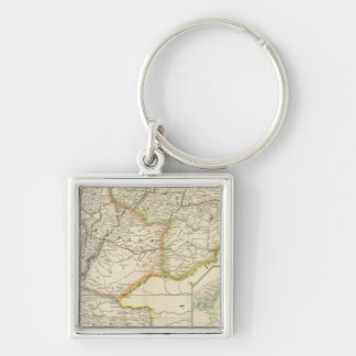 Columbia Key Ring