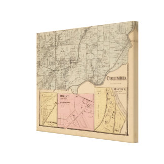 Columbia, Ohio Canvas Print