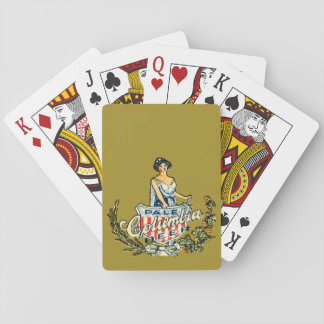 Columbia Pale Beer Classic Playing Cards
